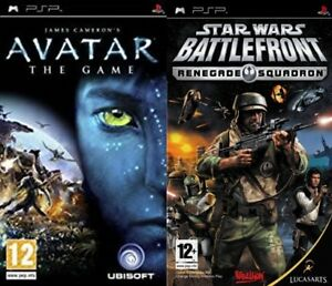 star-wars-battlefront-renegade-squadron-amp-avatar-the-game-PSP