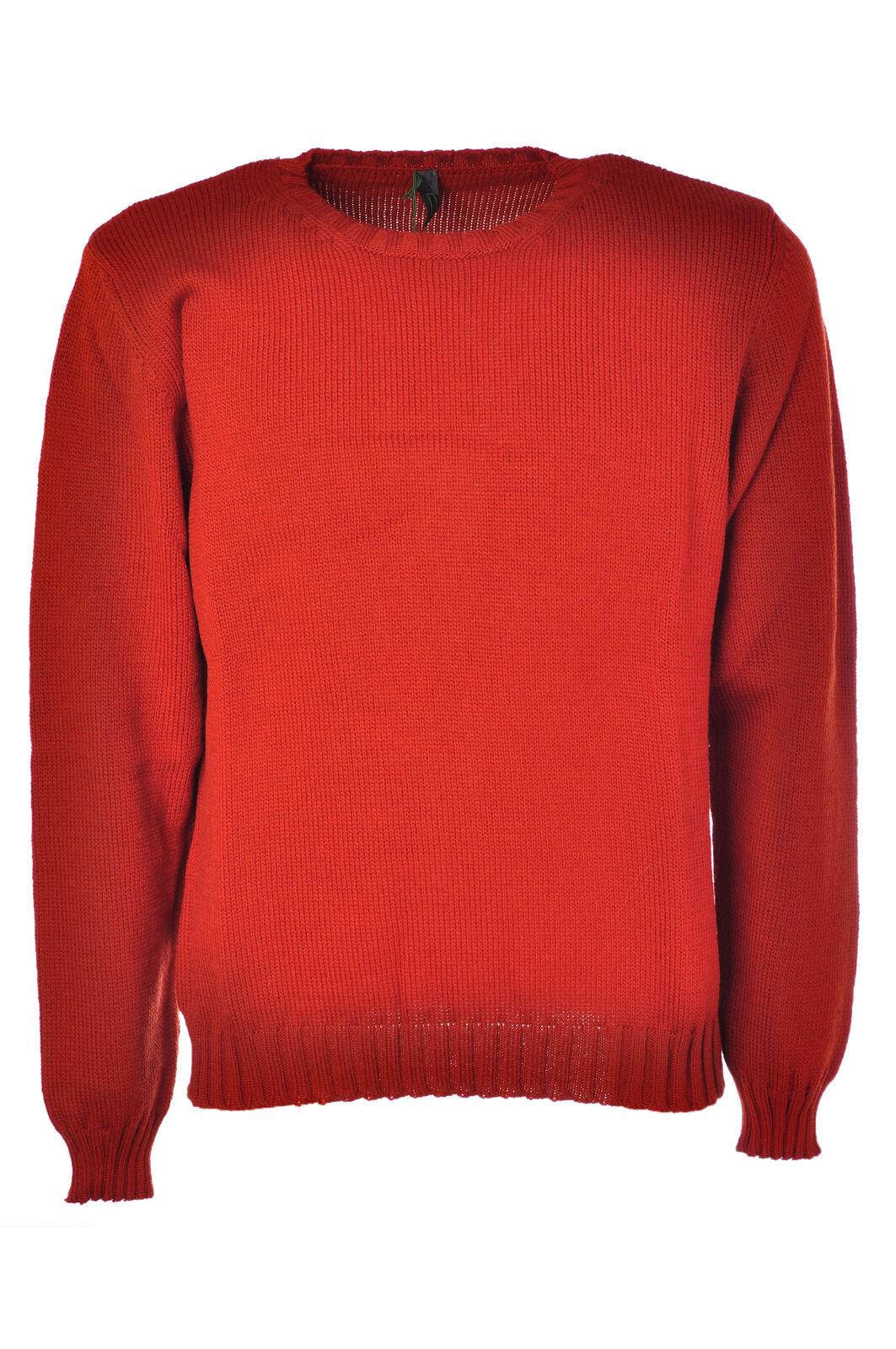 Almeria  -  Sweaters - Male - Red - 2834131N173824