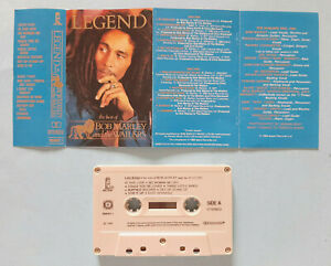 MC-Musicassetta-Legend-The-Best-Of-BOB-MARLEY-AND-THE-WAILERS-no-lp-cd-dvd-vhs