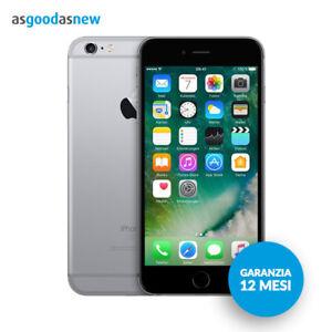 Apple iPhone 6s 16GB Grigio siderale - Garanzia 12 mesi - Ricondizionato