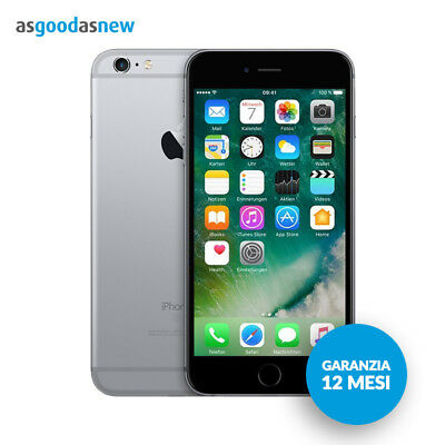 Apple iPhone 6s 64GB Grigio siderale - Garanzia 12 mesi - Ricondizionato
