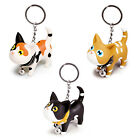New Cute Cat Kitten Keychains Keyrings HandBags Pendant Ornament Kid Toy Gift