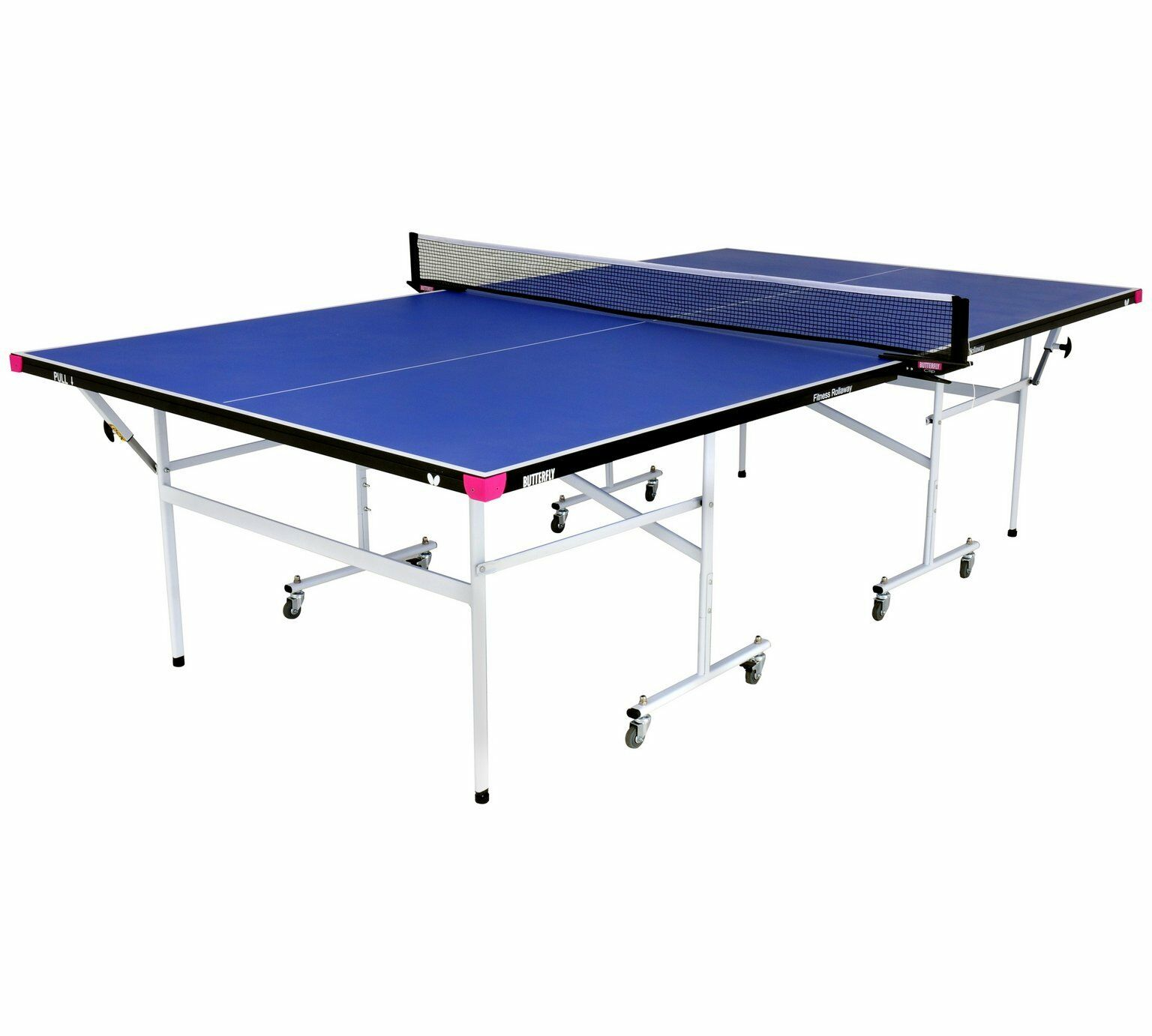 Folding Table Tennis Table Full Size bluee Green Indoor Outdoor Home Ping Pong