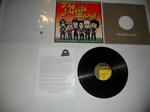 J-Geils-Band-Best-of-Two-039-80-1st-USA-Analog-EXC-ULTRASONIC-Clean