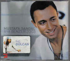 Mustafa Sandal-Aya Benzer 2003 cd maxi single