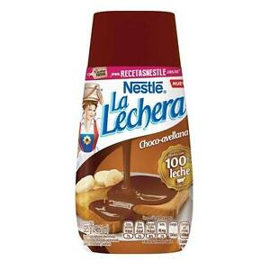 Nestl condensed milk la lechera easy serve choco hazelnut 325 g image is loading nestle condensed milk la lechera 034 easy serve sciox Choice Image