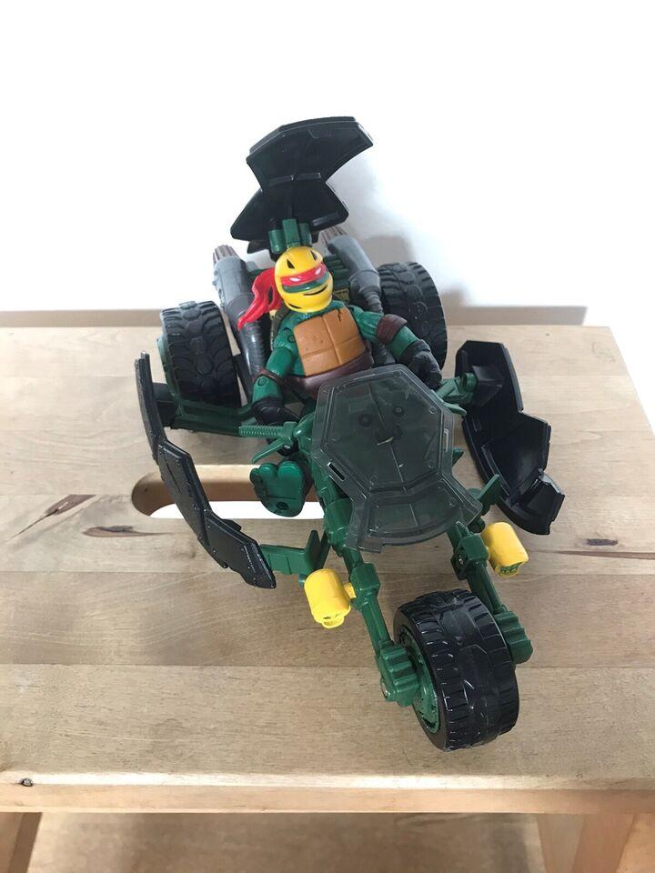 Andet legetøj, Turtle