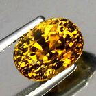 Yellow Sapphire - Natural - Australian - Oval Cut