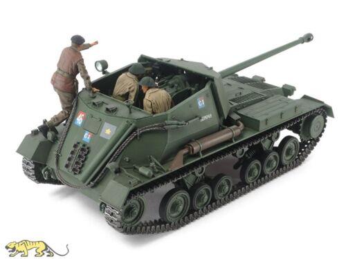 Tamiya 35356 Archer British Self Propelled Anti-Tank Gun 1:35