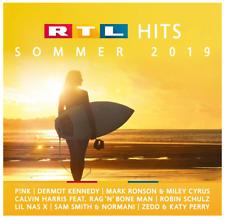 Artikelbild RTL Hits Sommer 2019 Audio-CD NEU OVP