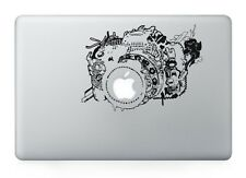 "Photographer Camera Laptop Apple Decal Sticker Macbook Air/Pro/Retina 13""15"