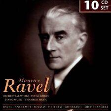 MAURICE RAVEL NEW CD