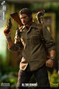 LIMTOYS 1//12 LMN004 The Last of Us Jol Male Action Figure Model 6/'/' Doll Set