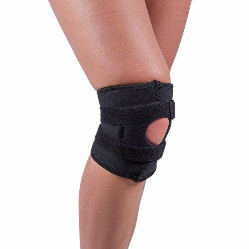 Sweat-Resistant Exercise Knee Brace for Working Out-4XL