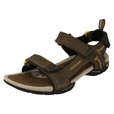 cf759c715c4 item 1 MENS CLARKS ACTIVE AIR RIPTAPE STRAP WALKING NUBUCK LEATHER SANDALS  VICTUS PART -MENS CLARKS ACTIVE AIR RIPTAPE STRAP WALKING NUBUCK LEATHER  SANDALS ...