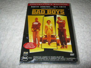 Bad-Boys-Collector-039-s-Edition-Martin-Lawrence-New-Sealed-DVD-R4