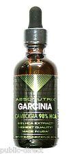 Liquid Garcinia Cambogia 98% HCA Extract Drops Diet Weight Loss Absonutrix