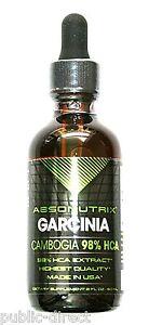 LIQUID-Garcinia-Cambogia-98-HCA-Extract-Drops-Diet-Weight-Loss-Absonutrix