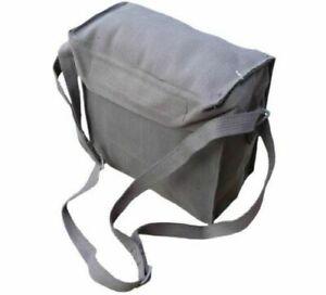 Haversack Satchel Bag Danish Grey Genuine Ex Military Shoulder Messenger NEW VTG