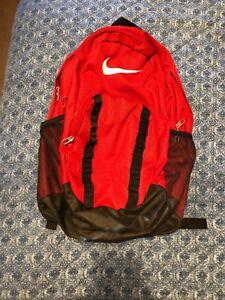 58ab0b2a4ae28c Image is loading Nike-Jordan-Jumpman-23-Round-Shell-Backpacks-Black