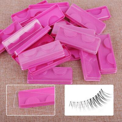 c1e906de04e 25pc Empty False Eyelash Box Storage Case Container Holder Organizer Makeup  Tool