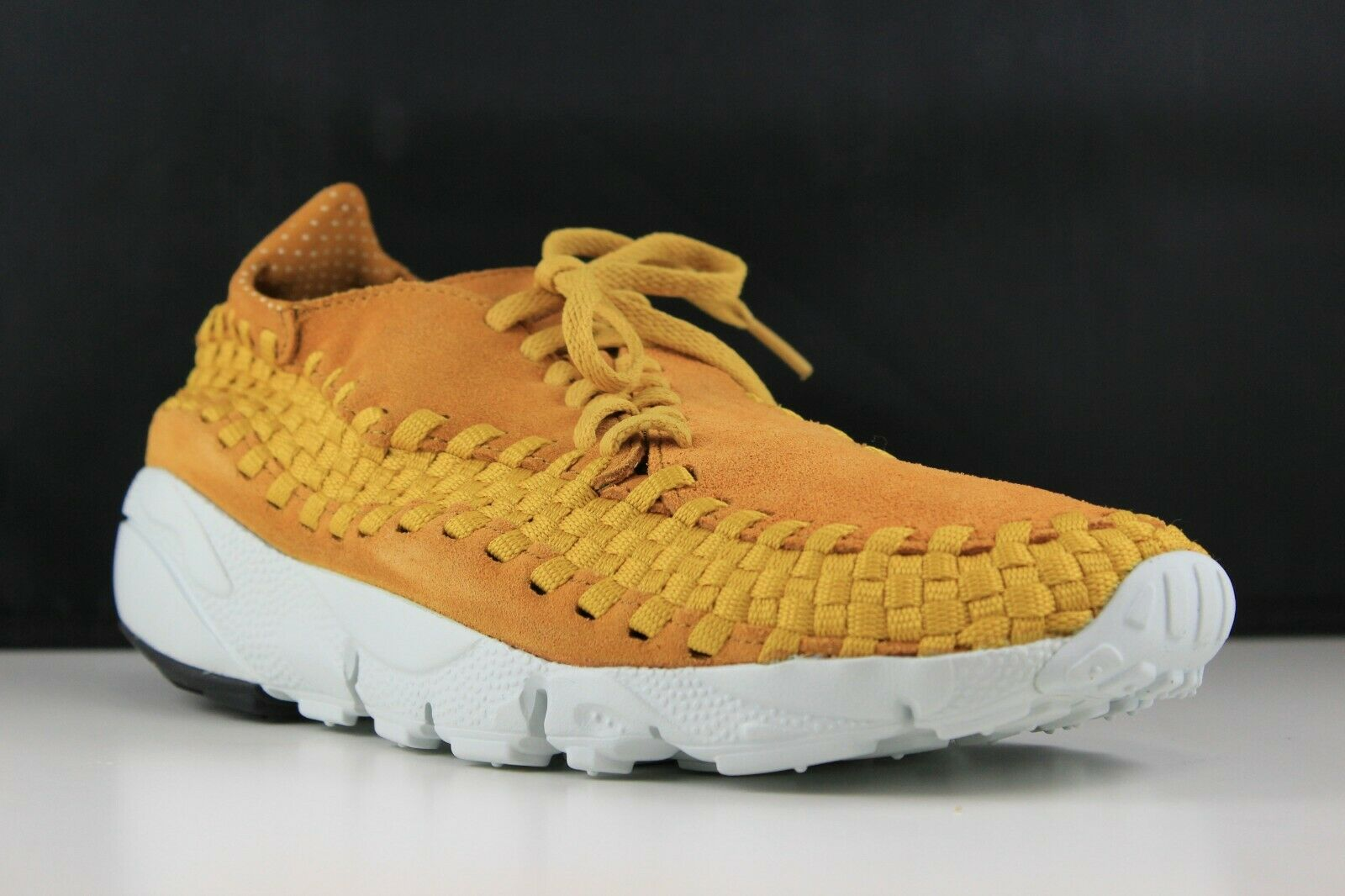 Nike Air Footscape Woven NM 875797-700 Size Size Size 9 Desert Ochre Desert Ochre e8d4bd