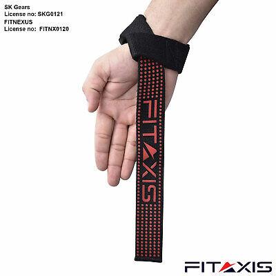 Haltérophilie poignet Wraps Gym Training Support Wrap Grip Crossfit Bretelles OG