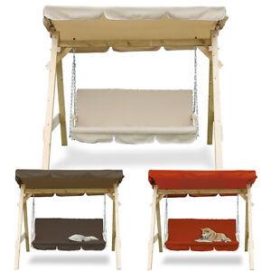 hollywoodschaukel audrey aus holz gartenschaukel schaukel. Black Bedroom Furniture Sets. Home Design Ideas
