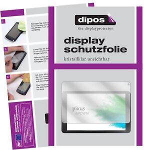 2x-Pixus-hiPower-Protector-de-Pantalla-protectores-transparente-dipos