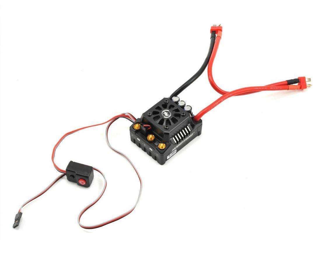 Hobbywing EZRun Max8 V3 Impermeable Brushless Esc Con Caja de programa
