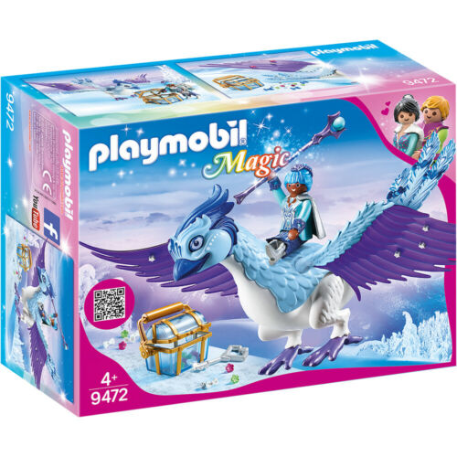 Playmobil Magic Winter Phoenix Playset with Princess Figure 9472