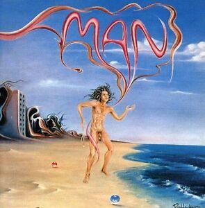 NEW-CD-Album-Man-Self-Titled-Mini-LP-Style-Card-Case