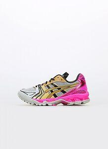 Asics UB1-S Gel-Kayano 14 W Damen Sneaker Turnschuhe Schuhe Pink NEU 1202A127-02