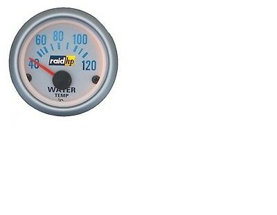 raid Wassertemperaturanzeige Silver Opel Vivaro Zafira A B OPC 16v Tuning