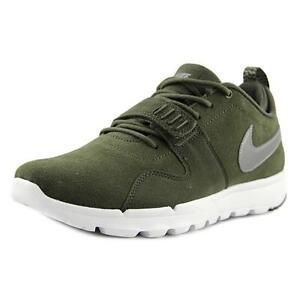Mens Nike SB Trainerendor L Cargo Khaki Metallic Cool Grey White 806309-301  US 8 | eBay