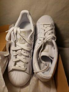 Adidas Original Womens SUPERSTAR WHITE