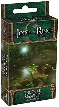 Lord of the Rings The Card Game The Dead Marshes Adventure Pack