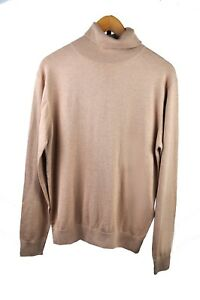 Turtle Sku Ours Only Roll Neck Gant Or 388 £100 Mens Camel Rrp 47 50 Twwq805P