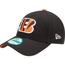 Cincinnati Bengals NFL FOOTBALL new era 9 Forty Cap Berretto NUOVO chiusura in velcro