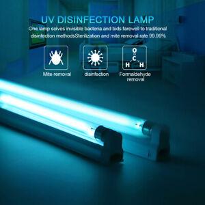 LAMPADA Raggi UV-C 15W UVC G13 GERMICIDA STERILIZZAZIONE AMBIENTI ...