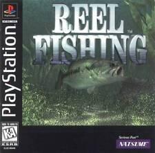 Reel Fishing (Sony PlayStation 1, 1997)