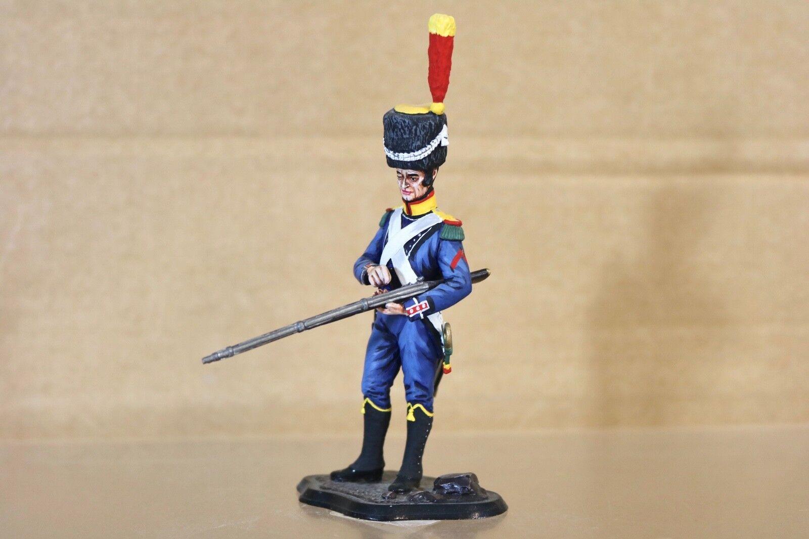 Traditioneller Stadden 90mm Napoleonisch Französische Leichte Infanterie