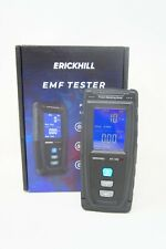Erickhill Rt100 Emf Meter Rechargeable Digital Electromagnetic Lb 3