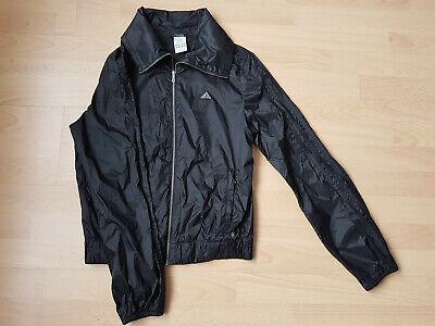 Der GüNstigste Preis Sportjacke Jacke Schwarz Adidas 40 Wie Neu Kataloge Werden Auf Anfrage Verschickt