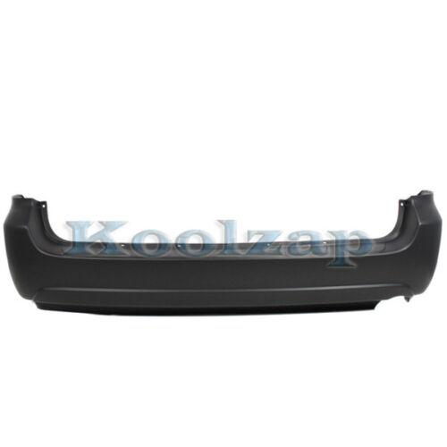 For 04-10 Sienna Van Rear Bumper Cover Assy w//o Sensor Hole TO1100229 52159AE900