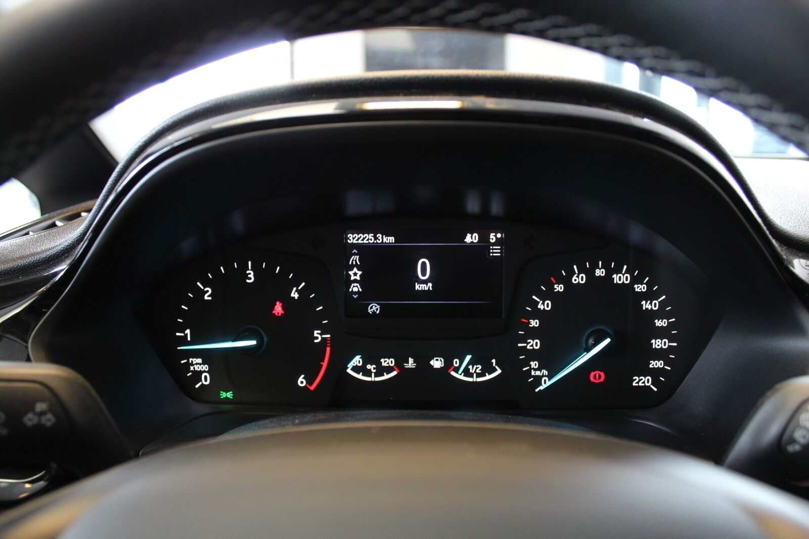 Ford Fiesta 1,5 TDCi 85 Titanium - billede 14