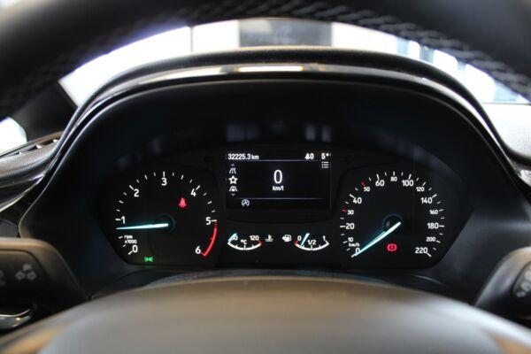 Ford Fiesta 1,5 TDCi 85 Titanium billede 14