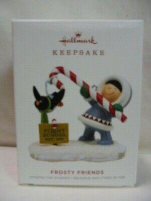 Hallmark 2019 Frosty Friends 40th in Series Keepsake Ornament
