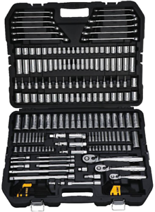 DEWALT Mechanics Tools Kit and Socket Set, 204-Piece (DWMT72165) FREE-SHIP *NEW