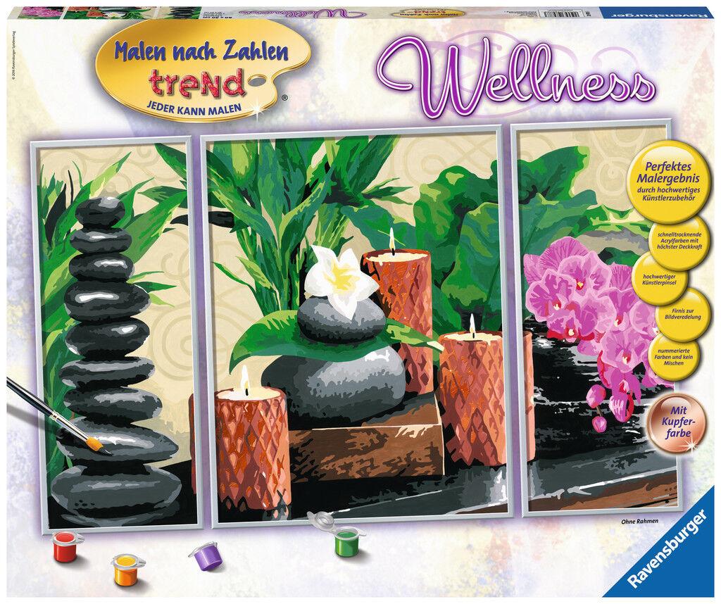 Ravensburger Malen nach Zahlen Trend Serie A Wellness Wellness Wellness 28978 eed0f3